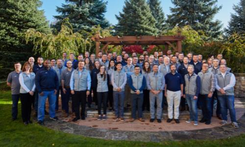 BlueGranite Team 2019