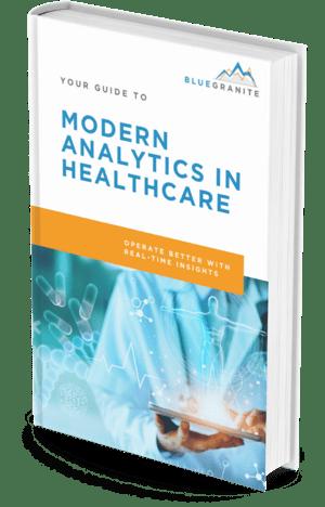 3D eBook_Modern Analytics in Healthcare