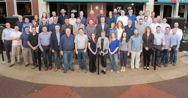 BlueGranite Annual Staff Retreat Oct 2018