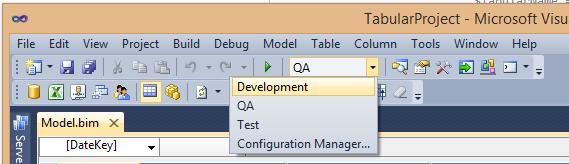 Select a Configuration