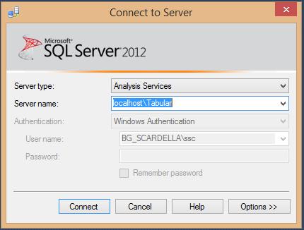 SSAS Server
