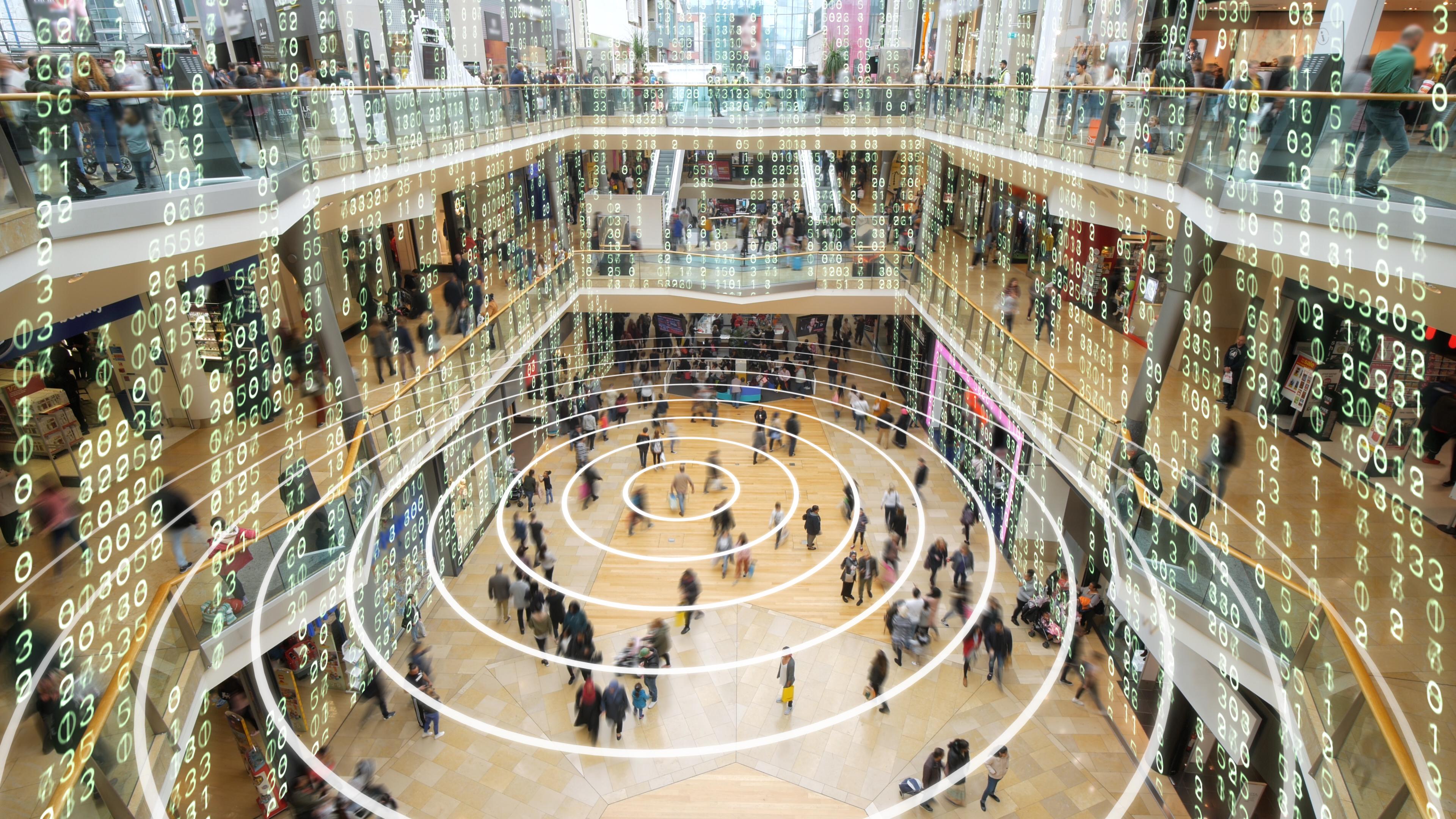Quantifying Retail Panic Buying using Mobile Device Data