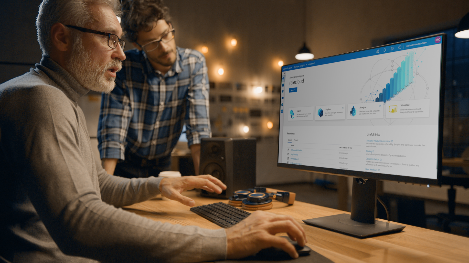 Event Recap: Shape Your Future with Azure Data and Analytics